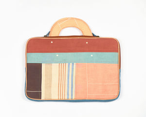 Pastel Palette Patched Laptop Sleeve