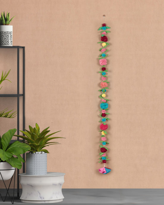 Flower-Power Decorative String