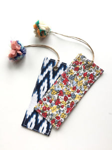 Printed Bookmarks- set of 2