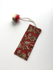 Printed Bookmark- Floral