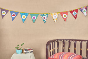 Customisable Name Bunting- Boy