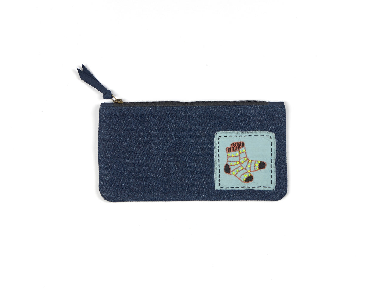 Quirky Socks Vanity Pouch
