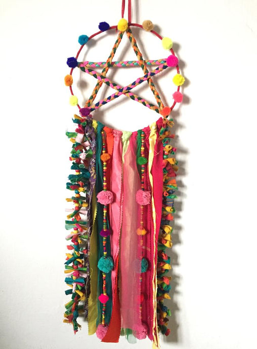 'Star' Dream Catcher