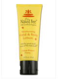 Naked Bee Hand & Body Lotion. Orange Blossom Honey