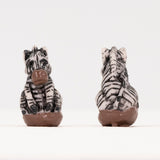 Animal Peg Solitaire Zebra