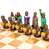 South African Political Chess Set