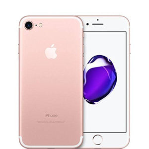 Apple iPhone 7, GSM Unlocked , 32GB - Rose Gold reconditionné