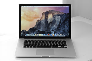 "Apple MacBook Pro 15"" Laptop - MJLQ2LL A1398"