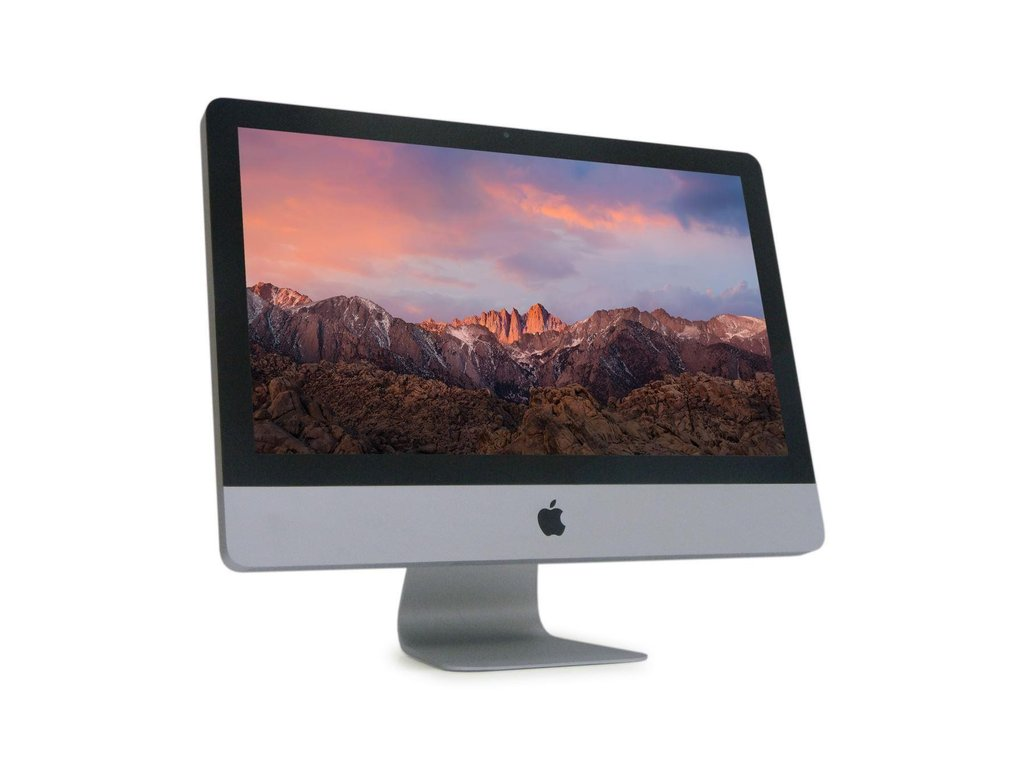 Ordinateur usagé APPLE iMAC i3-2100 4GB 250GB 21.5 ""