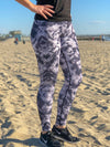 ABC Leggings - B&W Cosmos by B.A.I.T. WEAR