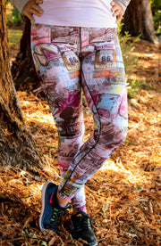 The ABC Leggings by B.A.I.T. WEAR
