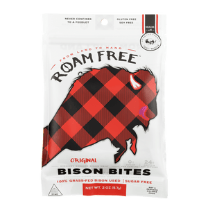 Bison Bites Original