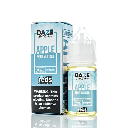 Reds Apple Fruit Mix Iced Salt by 7 Daze Salt Series 30ML