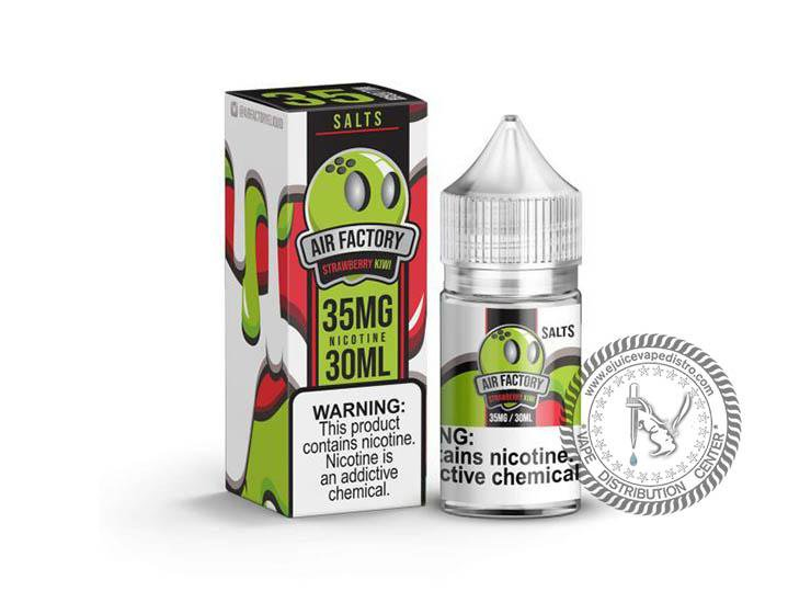 Strawberry Kiwi by Air Factory Salts 30ML
