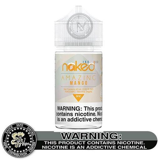 Amazing Mango Ice by Naked 100 60ML