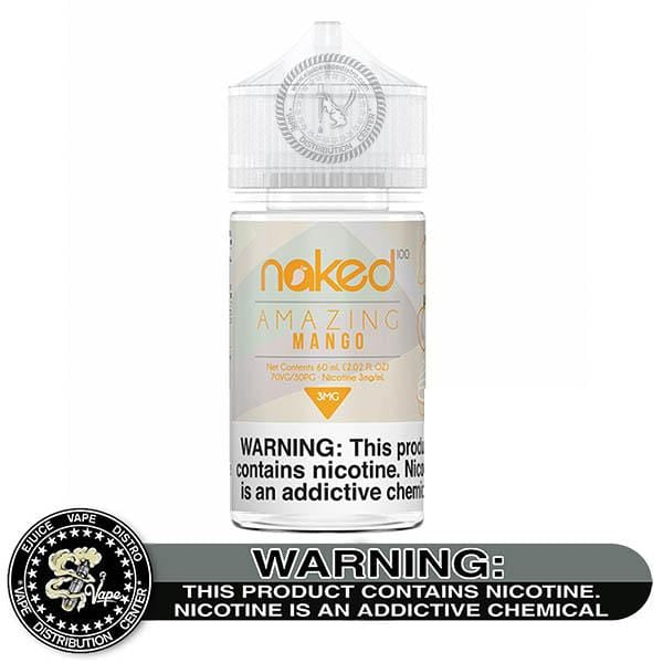 Amazing Mango by Naked 100 60ML