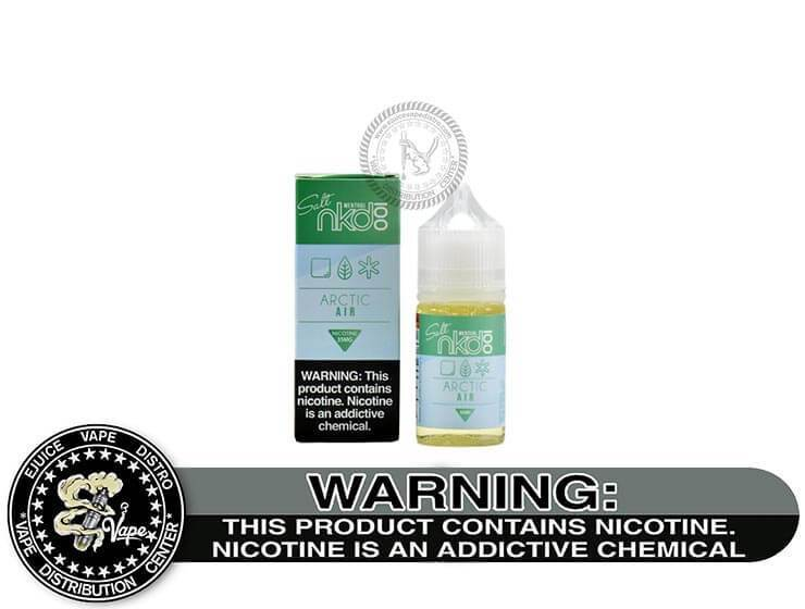 Mint Arctic Air by NKD 100 Salt 30ML