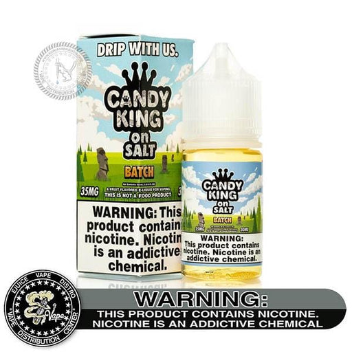 Batch by Candy King on Salt 30ML