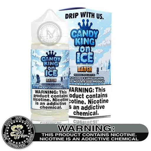 Batch on Ice by Candy King 100ML