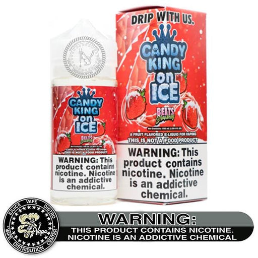Belts on Ice by Candy King 100ML