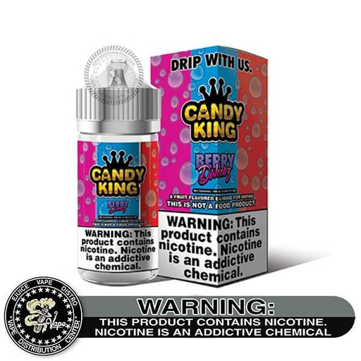 Berry Dweebz by Candy King 100ML
