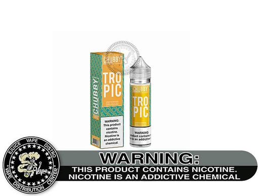 Bubble Tropic by Chubby Bubble Vapes 60ML