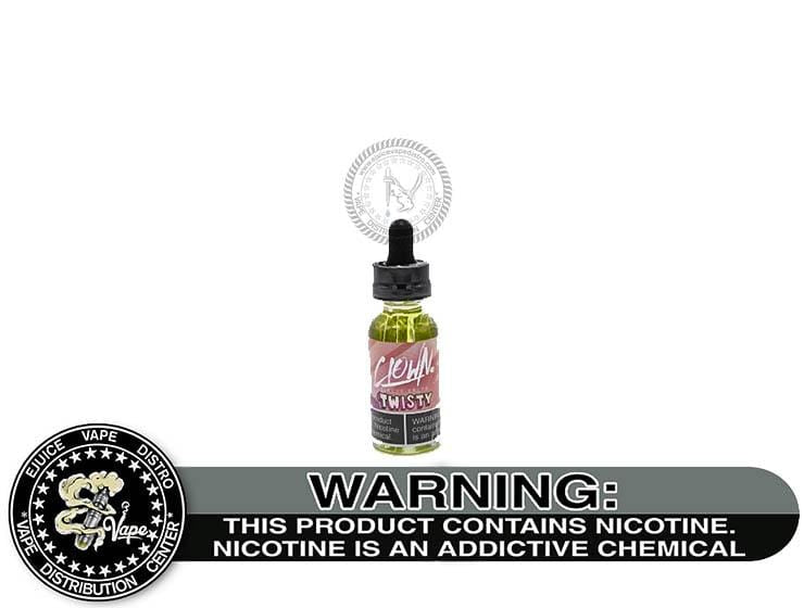 Twisty Salt by Clown Circus Salts Liquids 30ML