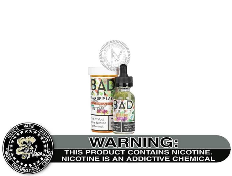 Don't Care Bear Salt by Bad Drip Salt Nic 30ML