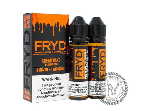 Fried Cream Cake by Fryd 120ML