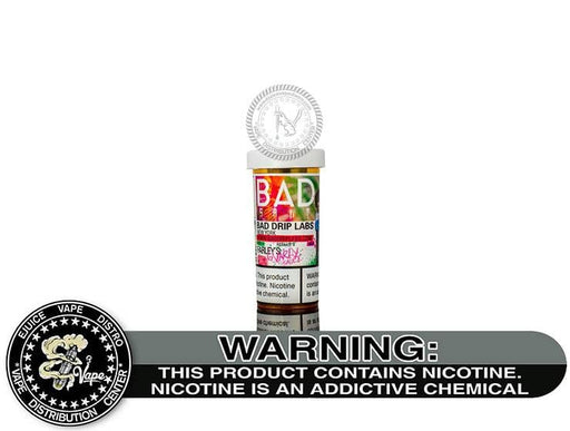 Farley's Gnarly Sauce Salt by Bad Drip Salt Nic 30ML