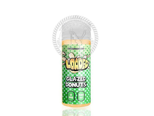 LOADED | Glazed Donuts 120ML E-liquid
