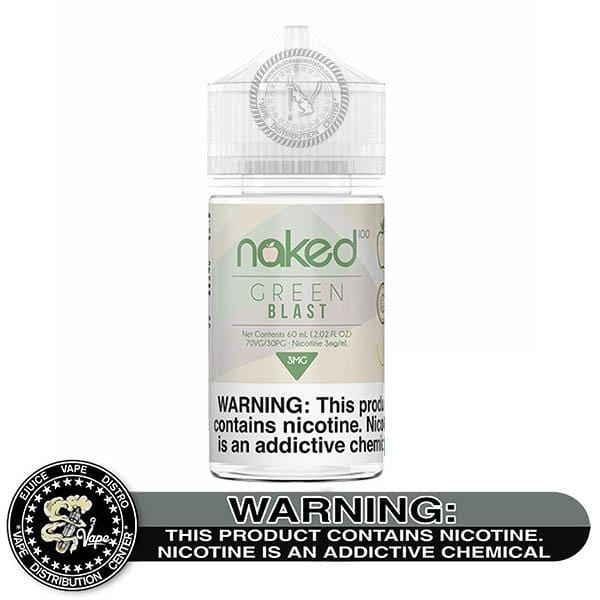 Green Blast by Naked 100 60ML