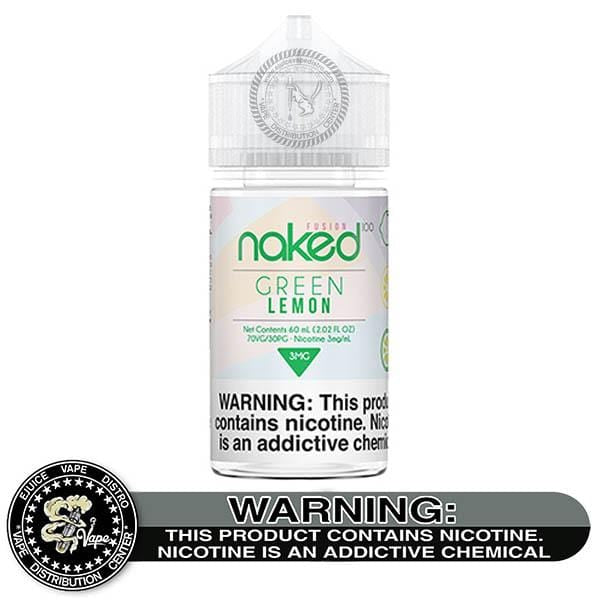 Green Lemon Fusion by Naked 100 60ML