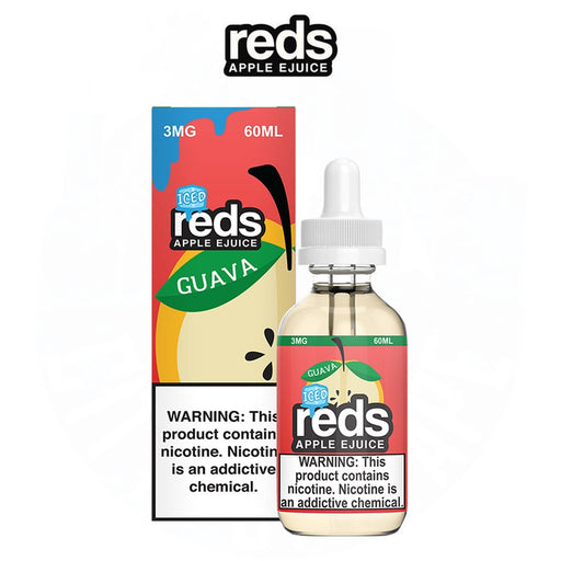Reds Apple Guava Ice by 7 Daze 60ML