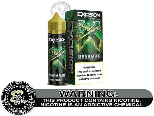 Harambe by Excision 60ML
