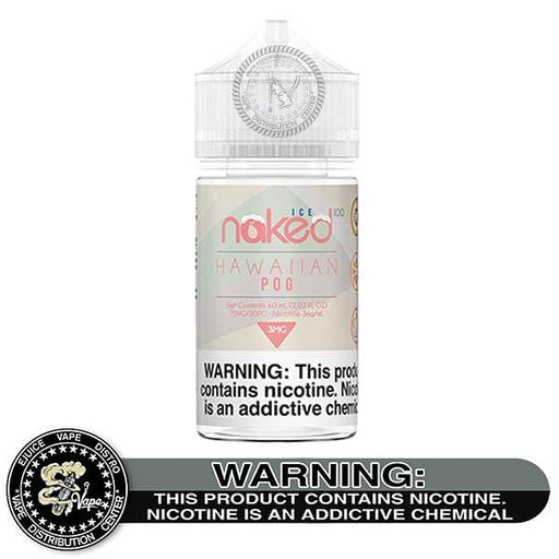 Hawaiian POG Ice by Naked 100 60ML