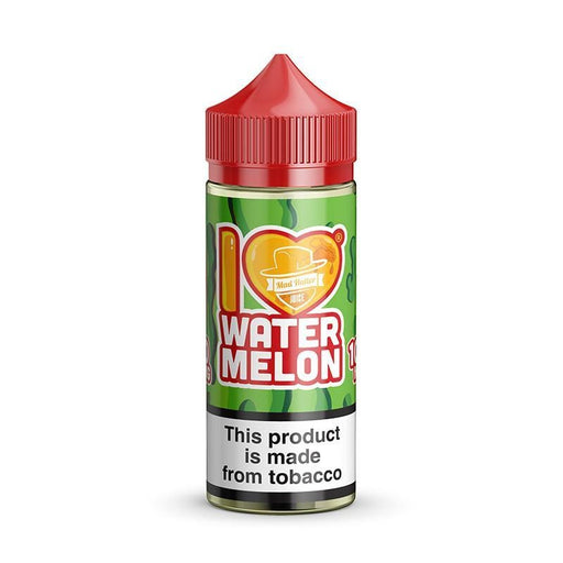 I LOVE WATERMELON BY MAD HATTER JUICE 100ML