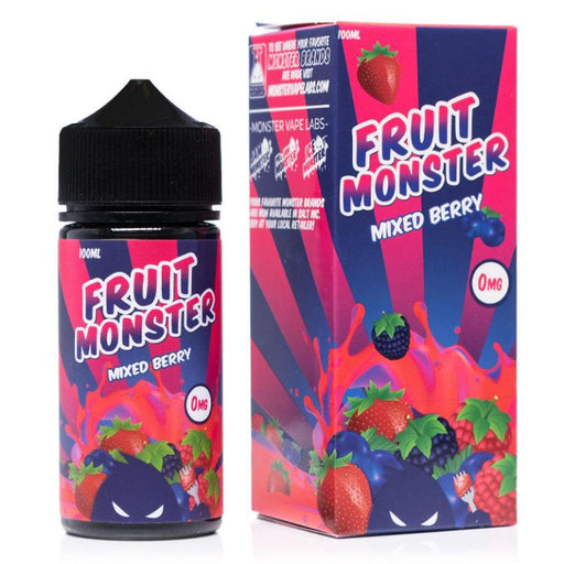 Fruit Monster Mixed Berry by Fruit Monster 100ML