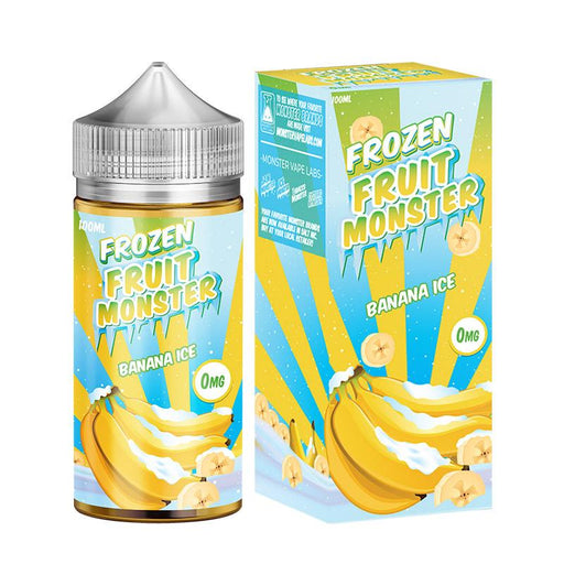 Banana Ice by Frozen Fruit Monster 100ML
