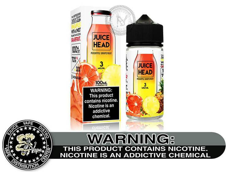 Pineapple Grapefruit by Juice Head 100ML