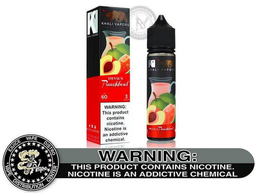 Devil's Punchbowl by Khali Vapors 60ML