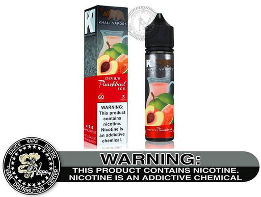 Devil's Punchbowl Iced by Khali Vapors 60ML