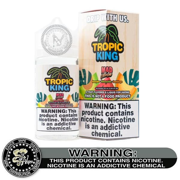 Mad Melons by Tropic King 100ML