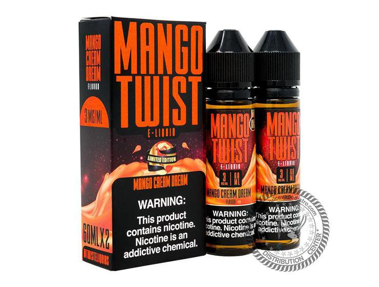 Mango Cream Dream by Mango Twist 120ML
