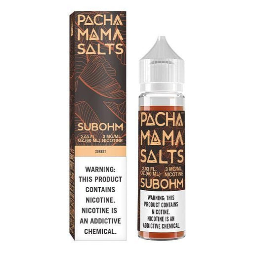 Sorbet by PACHAMAMA Sub Ohm Salts 60ML
