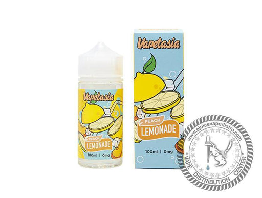 VAPETASIA | Peach Lemonade 100ML E-Liquid