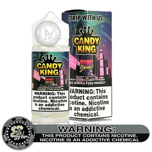 Pink Squares by Candy King 100ML