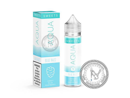 Aqua E-Liquid | Blue Razz E juice 60ML