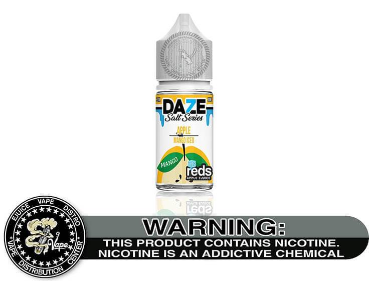 Reds Apple Mango Iced by 7 Daze Salt Series 30ML