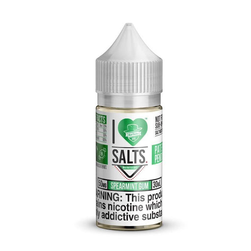 I Love Salts Spearmint Gum By Mad Hatter Juice 30ML